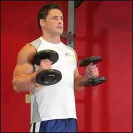 бицепс молот_biceps molot