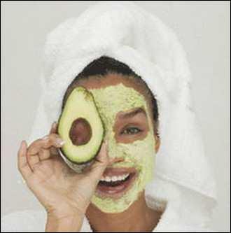 маска из авокадо с ананасом_maska iz avokado s ananasom