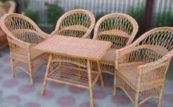 плетеная мебель_pletenaya mebel