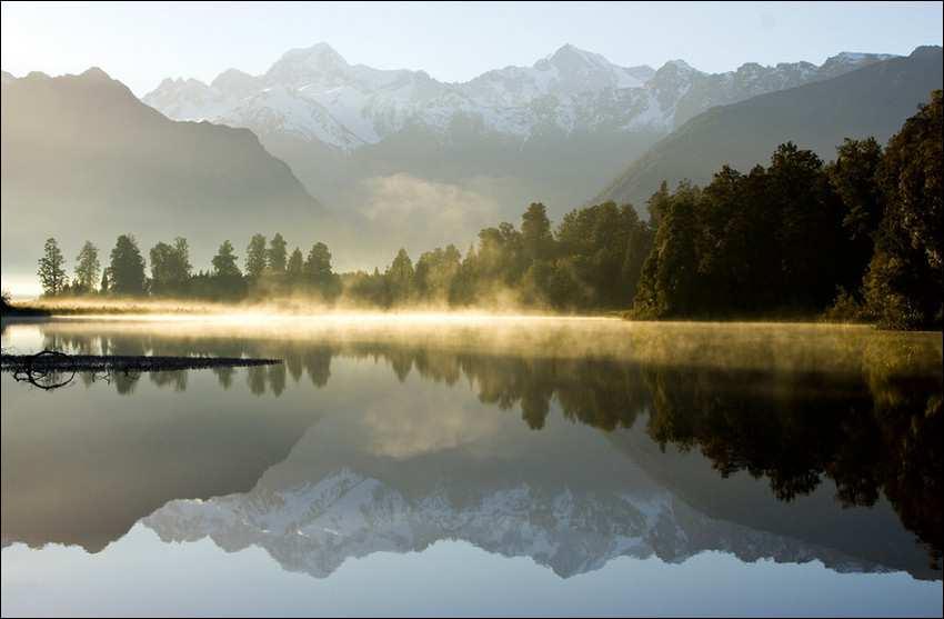 туман на озере_tuman na ozere