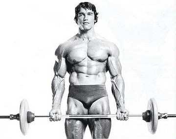 тяга на бицепс_tyaga na biceps