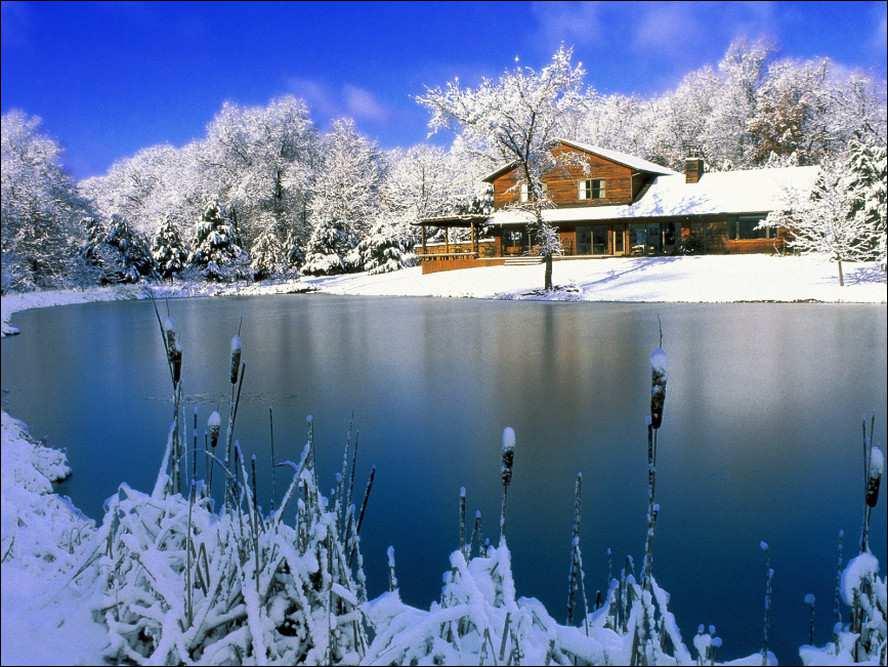зимний пейзаж_zimnij peyzazh