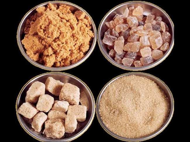 различные виды сахара_razlichnye vidy sahara