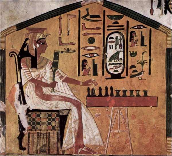 фараоны играли в сенет_faraony igrali v senet