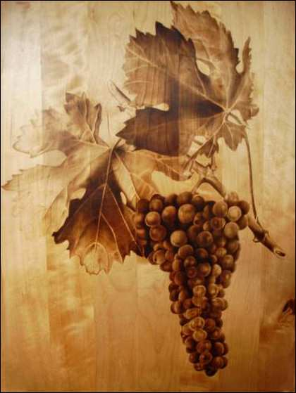 гроздь винограда_grozd vinograda