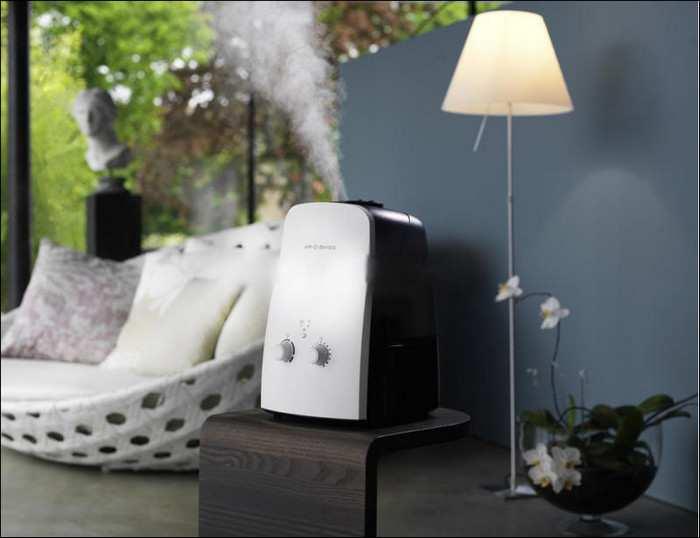 Увлажнитель воздуха для дома