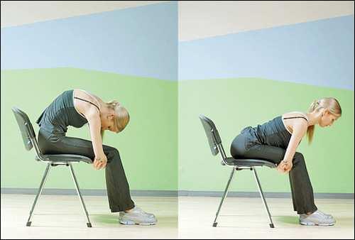 упражнение для спины_uprazhnenie dlya spiny