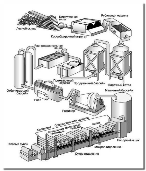 процесс_производства_бумаги_process_proizvodstva_bumagi