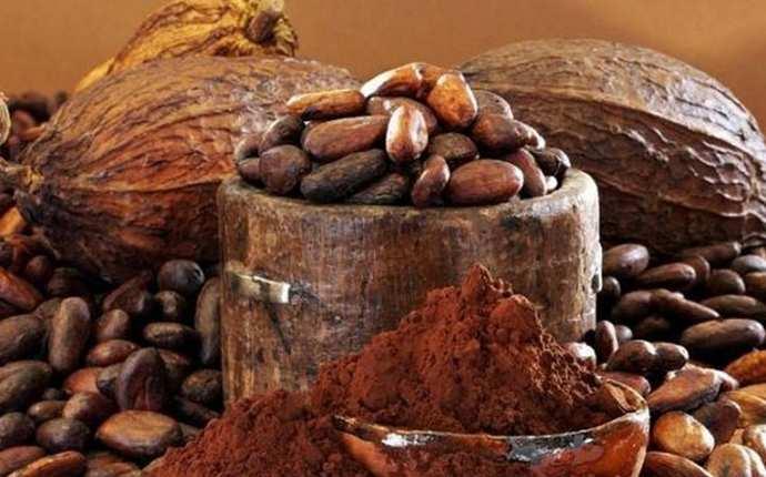 История шоколада