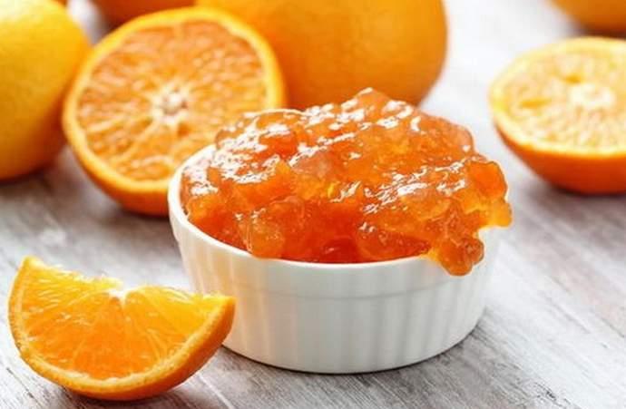 Варенье из апельсинов