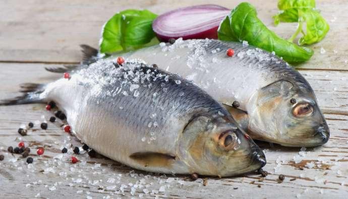 Как правильно солить рыбу