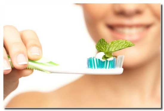 рецепт отбеливания зубов
