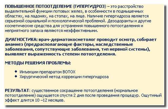 гипергидроз_gipergidroz