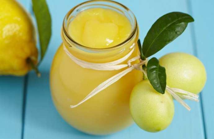 Рецепт лимонного крема