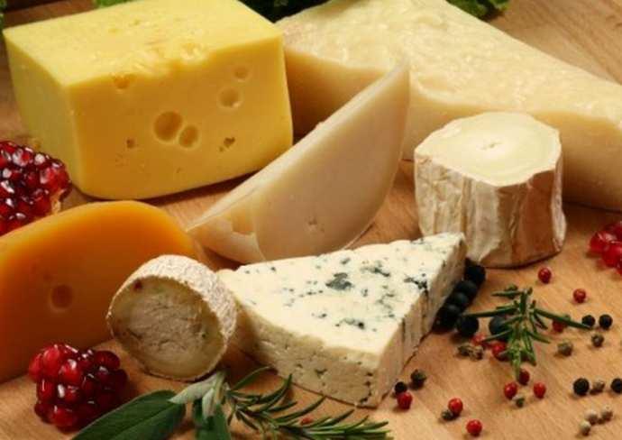 Правильное хранение сыра