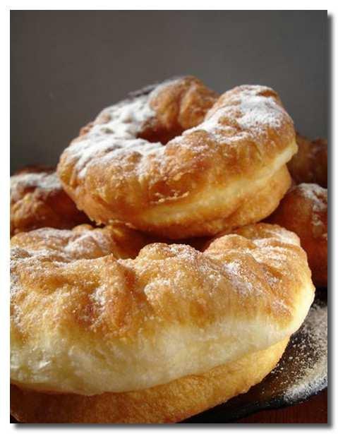 Пончики в духовке на кефире рецепт с фото пошагово