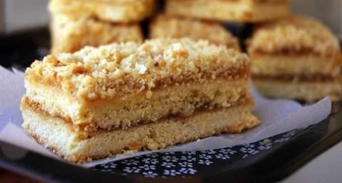 Домашнее печенье с джемом