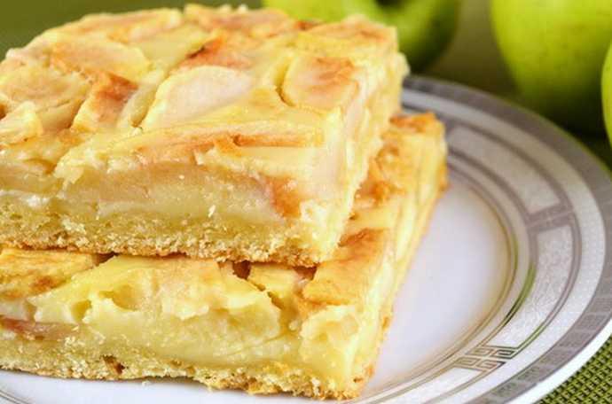 Яблочный пирог бабушкина шарлотка