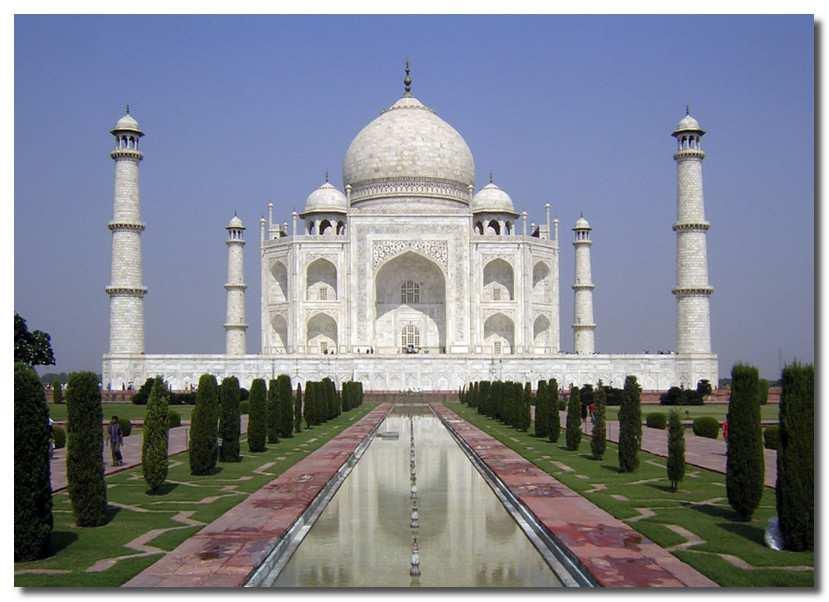 Тадж-Махал-Tadzh-Mahal