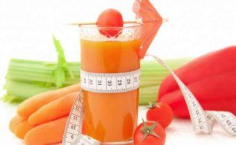 Польза соков для похудения