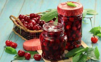 Лучшие рецепты вишневого варенья
