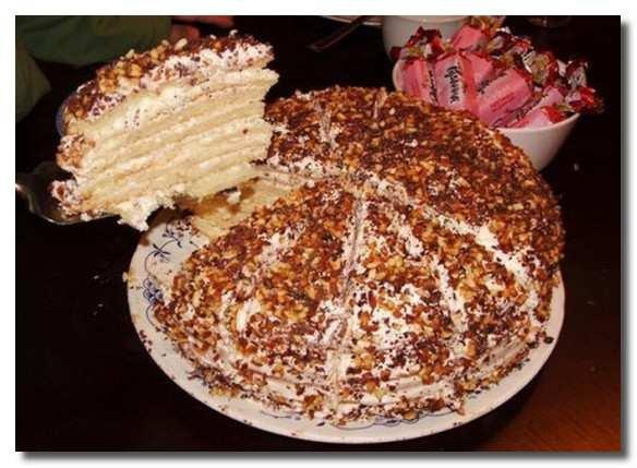 торт-сметанник-tort-smetannik