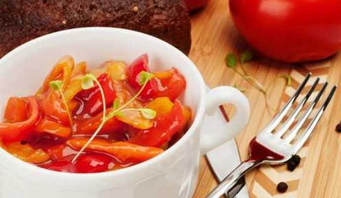 Рецепт болгарского лечо