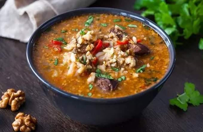Классический рецепт супа харчо по-грузински