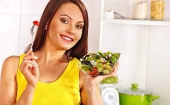 Салаты без майонеза — простые и вкусные рецепты