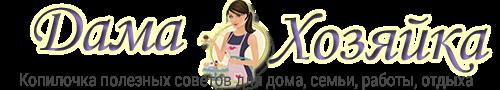 Логотип сайта Дама Хозяйка